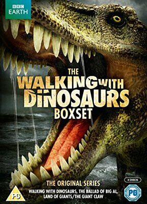The Walking with Dinosaurs Box Set [DVD] - DVD  YUVG The Cheap Fast Free Post