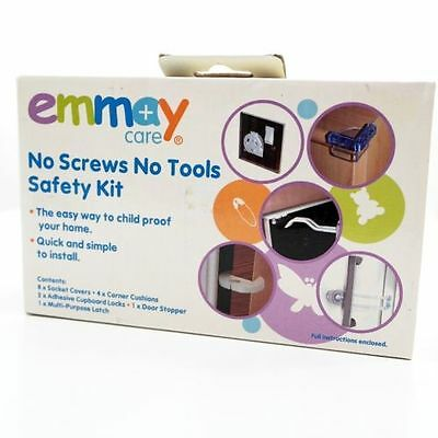 Emmay Care Baby Safety Starter Kit 16 Piece Set Toddler Proof Safety at Home