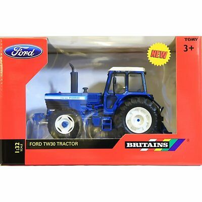 Britains 42841 Ford TW30 Tractor 1:32 Scale Diecast Farm - Brand New - Fast Post