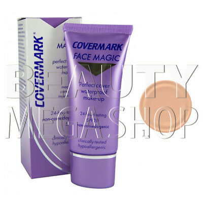 Covermark – Camouflage Face Magic Tubo da 30 ml Varie Tonalità