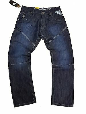 New Boys Denim Jeans Kids Toddlers Straight Leg Zip Fly blue pant Age 2-12 Years