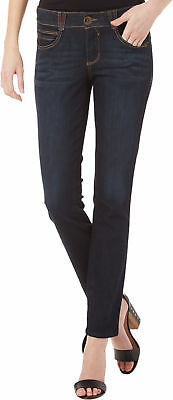 Democracy Womens Ab-solution Straight Leg Jeggings