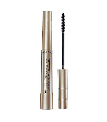 TELESCOPIC Mascara L'OREAL colore nero/black multi-applicatore precisione NUOVO