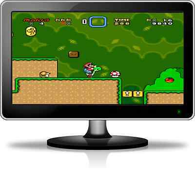 Raspberry Pi3 - Spielekonsolen Emulator - MAME, SNES, N64, GameBoy, Sega, PS One