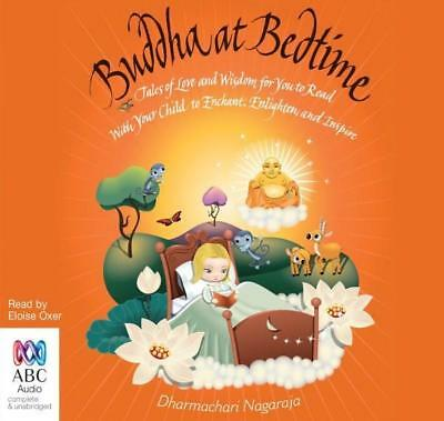NEW The Buddha at Bedtime By Eloise Oxer Audio CD Free Shipping