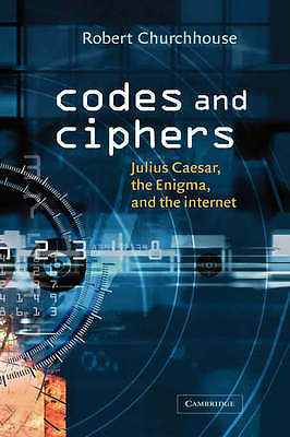 Codes and ciphers by R. F. Churchhouse (Paperback)