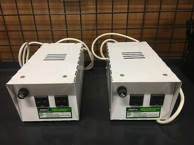 1 X Digitor 500W Stepdown transformer - USA to AUS