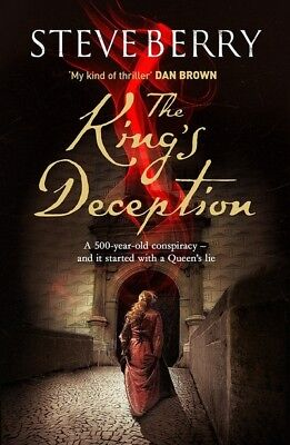 The king's deception by Steve Berry (Paperback)