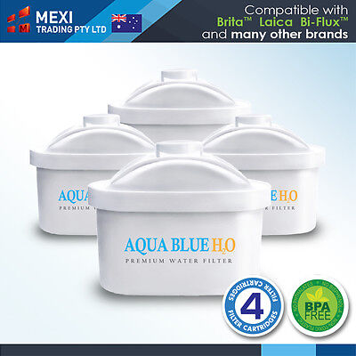 4 x  BRITA  Maxtra  Replacement  Filter  Ship out  from  Sydney