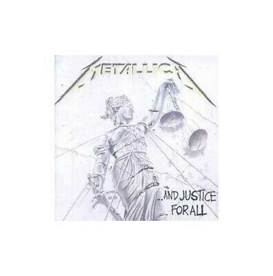 Metallica - And Justice For All - Metallica CD 5VVG The Cheap Fast Free Post The