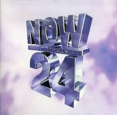 Various Artists - Now That's What I Call Music! 24 - Various Artists CD H4VG The