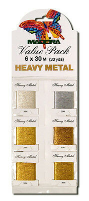 Madeira Value Pack Heavy Metal