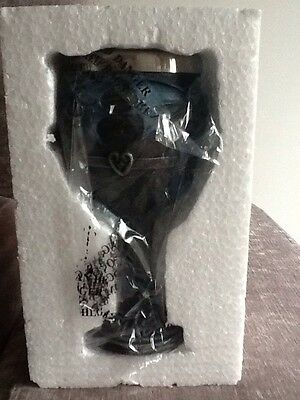 Anne Stokes Double Dragon Goblet New !!!!