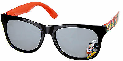 Disney Mickey Mouse Clubhouse Boys Sunglasses One Size Black