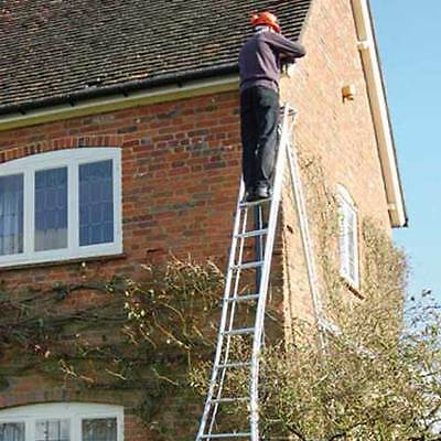 Henchman 1 leg adjustable tripod ladder for moderately uneven or sloping terrain