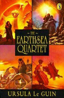 """Earthsea: The First Four Books: """"A Wizard Of Earth..., Le Guin, Ursula Paperback"""
