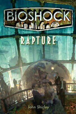Rapture (Bioshock) by Ken Levine Paperback Book The Cheap Fast Free Post