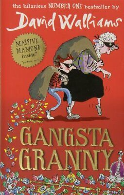 Gangsta Granny, Walliams, David Book The Cheap Fast Free Post
