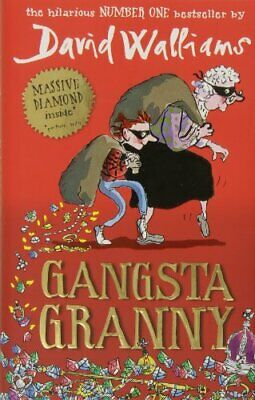 Gangsta Granny by Walliams, David Book The Cheap Fast Free Post