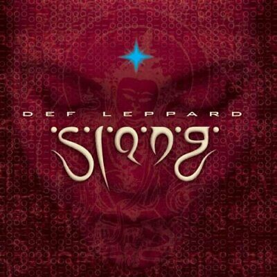 Def Leppard - Slang - Def Leppard CD MNVG The Cheap Fast Free Post The Cheap