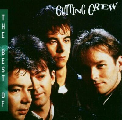 Cutting Crew - The Best of Cutting Crew - Cutting Crew CD TTVG The Cheap Fast