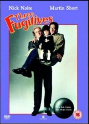 The Three Fugitives [DVD] - DVD  CEVG The Cheap Fast Free Post