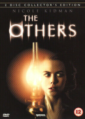 The Others DVD (2002) Nicole Kidman