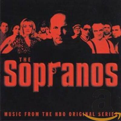 Various Artists - The Sopranos - Various Artists CD JZVG The Cheap Fast Free The