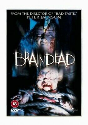 Braindead [DVD] [1993] - DVD  U4VG The Cheap Fast Free Post