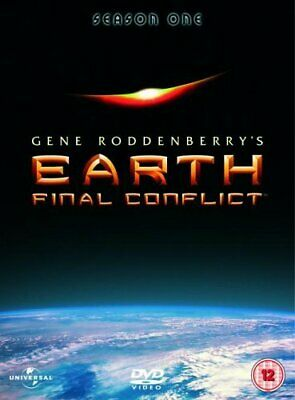 Earth Final Conflict : Complete Season 1 [DVD] - DVD  RGVG The Cheap Fast Free