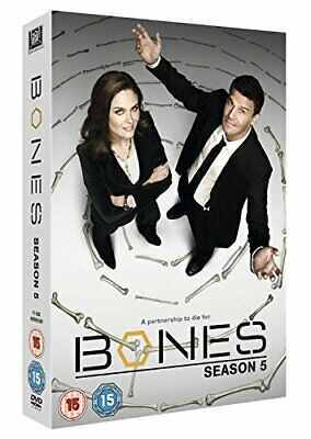 Bones - Season 5 [DVD] - DVD  UMVG The Cheap Fast Free Post