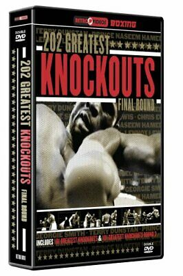 202 Greatest Knockouts - 202 Greatest Knockouts [DVD] - DVD  KIVG The Cheap Fast