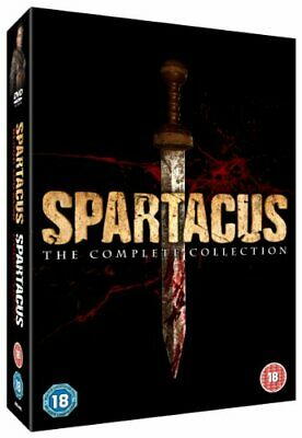 Spartacus: Blood & Sand/Gods Of The Arena [DVD] - DVD  UGVG The Cheap Fast Free