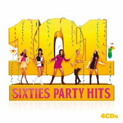 Various - 101 60's Party Hits - Various CD SYVG The Cheap Fast Free Post The