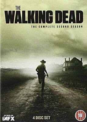 The Walking Dead - Season 2 [DVD] - DVD  7SVG The Cheap Fast Free Post