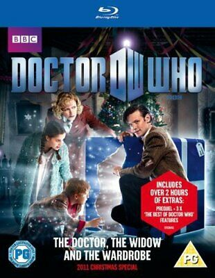 Doctor Who Christmas Special  2011 - The Doctor, the Widow and th... - DVD  BQVG