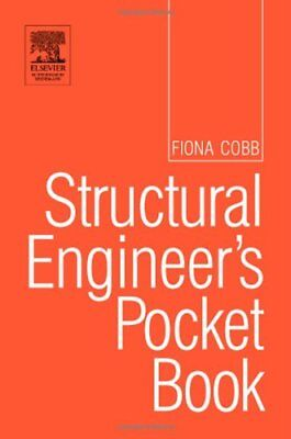 Structural Engineer's Pocket Book, Cobb, Fiona Paperback Book The Cheap Fast