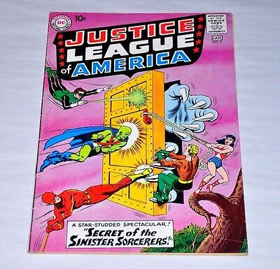 Justice League Of America 2 Silver Age