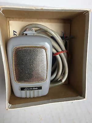 Lafayette Japan Vintage Dynamic Microphone RCA Altec Shure EV WE