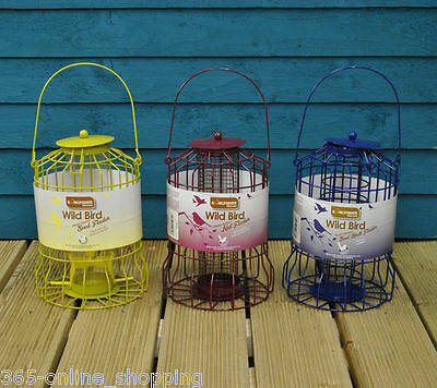 Kingfisher Squirrel Guard Bird Feeders Feed Discount Deals Seed Nut & Fat Ball