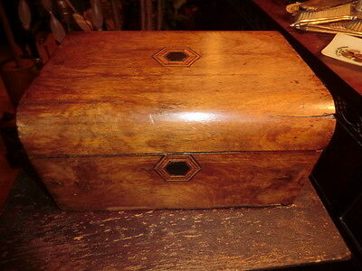 Antique Federal Tea Caddy