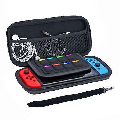 Nintendo Switch Case Hard Cover Protective Carry Travel Console Bag EVA