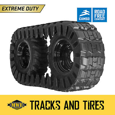 Bobcat 763 Single Over Tire Track for 10-16.5 Skid Steer Tires - OTTs