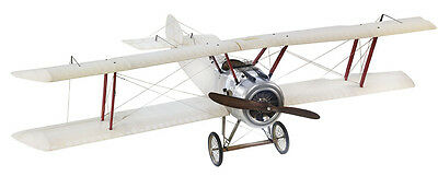 "XXL HUGE Sopwith Camel Transparent Biplane Model 65"" Airplane Aviation Decor"