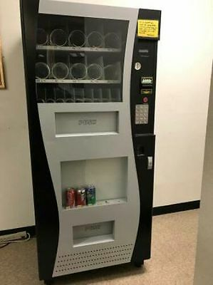 genesis Vending Machine  Office combo deli Soda Snack AP Coke FOOD TRUCK