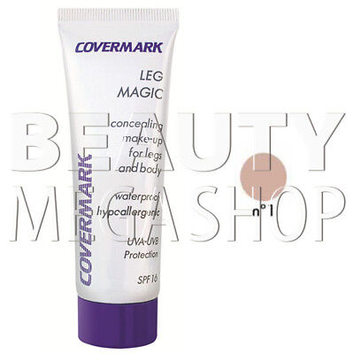 Covermark – Camouflage Leg Magic Tubo da 50 ml Varie Tonalità Make Up