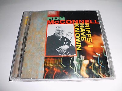 Rob McConnell - Riffs I Have Known - CD OVP