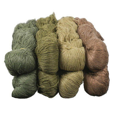 Helikon Ghillie Fiber Yarns Selfmade Polyester Army Suit Us Woodland Camouflage