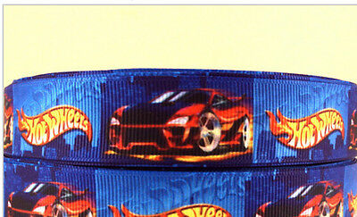Hot Wheels Ribbon for cake decorating or scrap booking
