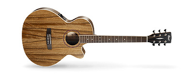 Cort SFX Small-Body Acoustic/Electric Guitar - Natural Gloss